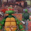 NECA Releases Images of Teenage Mutant Ninja Turtles Action Figures in Packaging