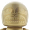 2008 SDCC Exclusive Raiders Of The Lost Ark Golden Idol Mighty Muggs