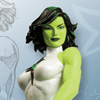 Women Of The DC Universe: Series 2: Jade Bust