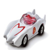 Speed Racer Toys Drive In To McDonalds In May