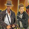 Indiana Jones Bust-Ups & Desk Accessories