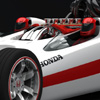 Hot Wheels 'Honda Racer' Turns Up the Heat in a 1/64th Scale Model
