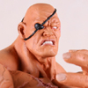 Street Fighter Sagat Statue From Sota