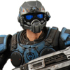 NECA Releases Images of the Gears of War Carmine SDCC Exclusive