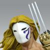 Street Fighter Vega Polystone Statue
