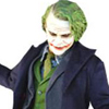 1/6 Scale Dark Knight Masterpiece Figures