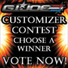Choose a Winner: G.I.Joe Customizing Contest