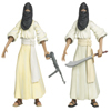 Indiana Jones Deluxe Cairo Swordsman 2-pack