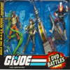 G.I.Joe DVD Battle Sets 1 & 2