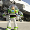 NASA sends Buzz Lightyear