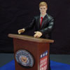 Dark Knight Harvey Dent Chase figure w/Podium By Passion Designs