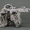 New 1:18 Scale Acid Rain Military Figures