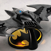 Cinemaquette Batwing & Batmobile