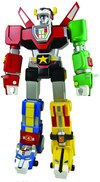 Voltron 30th Anniversary Lion Force Jumbo Figure