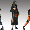 Naruto: Shippuden Series 1 Four Inch Action Figures