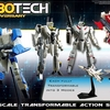 Robotech 30th Anniversery Series 1 Figures