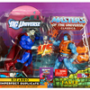 2011 SDCC/TRU Exclusive DCU vs. MOTU- Bizarro vs. Battle Armor Faker