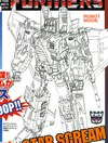 Transformers Master Piece Starscream Designs & Details