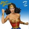Lynda Carter Wonder Woman Maquette From Tweeterhead