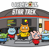 Uglydoll Teams Up With Star Trek To Boldly Go Where No One Has Gone Before