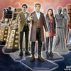 New 50th Anniversary and Christmas Special Doctor Who Figures Revealed