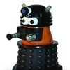 Mr. Patato Head Doctor Who Black Dalek