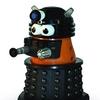 Mr. Patato Head Doctor Who Black Dalek