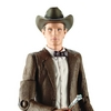 Doctor Who 11th Doctor With Cowboy Hat Figure