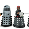 New Classic Doctor Who Items - Destiny and Genesis Sets