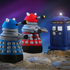 Doctor Who Plush Toys