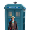 Seventh Doctor with Classic Electronic Tardis