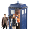 Doctor Who Christmas Adventure Set - Eleventh Doctor & Amy Pond with TARDIS