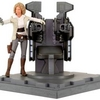 2011 San Diego Comic Con Exclusive : Doctor Who River Song with Pandorica Chair