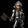 Ghosts 'n Goblins Game Classics Volume 01 EX Arthur Figure