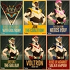 New Images & Character Posters From Season Four Of 'Voltron: Legendary Defender'