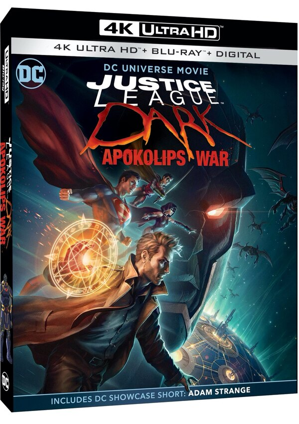 Justice League Dark: Apokolips War DC Animated Movie Details