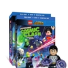 LEGO Justice League: Cosmic Clash Movie Bluray With Cosmic Boy Minifigure Details