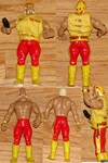 ProFigures Hulk Hogan Exclusive Figure
