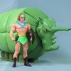 Hanna-Barbera Herculoids Tundro Figure