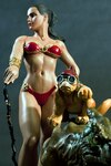 Fantasy Figure Gallery:  Discovery (Boris Vallejo) From Yamato