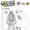 Eagle Force Figures Returning With New 4
